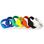 wristbands all colours